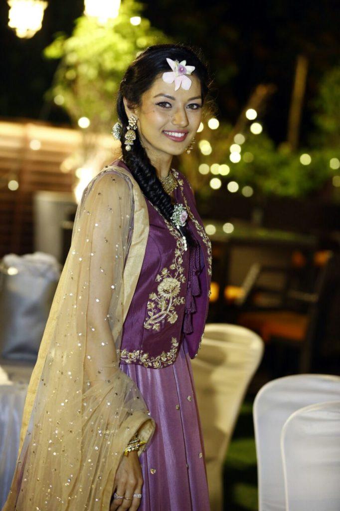 In pics: Suhani Dhanki's mehendi and sangeet 3