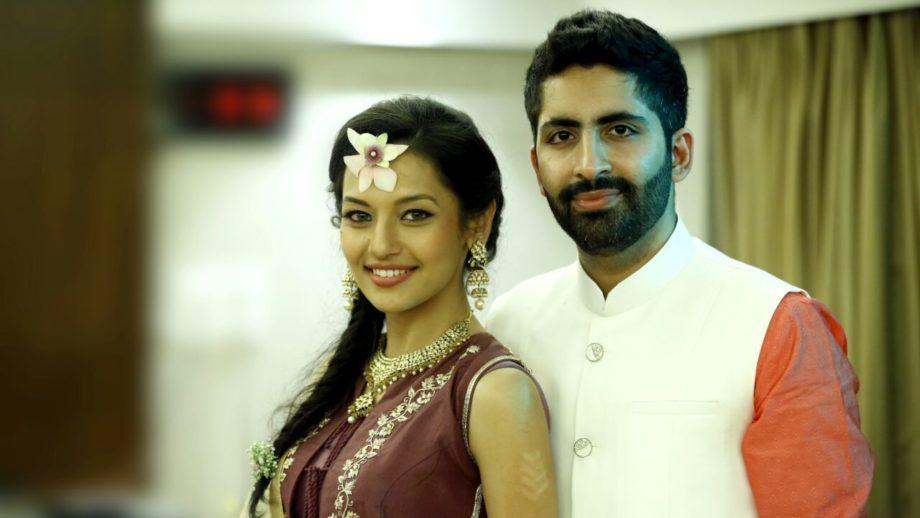 In pics: Suhani Dhanki's mehendi and sangeet