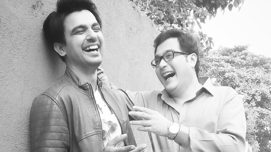 Jay Pathak and Gaurav Sharma hit the right note with their improvisation