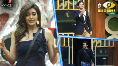 Karan Patel, Karishma Tanna and Rohan Mehra voice their opinion in Bigg Boss 11 Weekend Ka Vaar