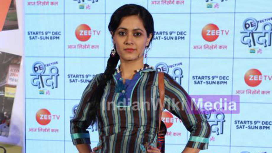 My curious nature helps me to play my role in Detective Didi with ease – Sonia Balani