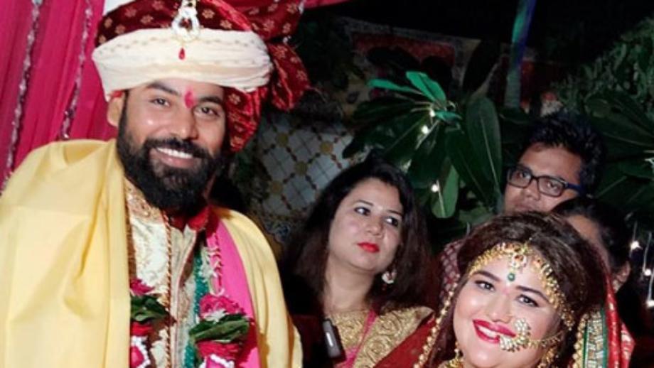 My wedding ceremony was blissful: Khushbu Thakkar 1