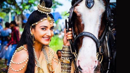 Queen Anusuya is one of the most challenging roles: Rati Pandey