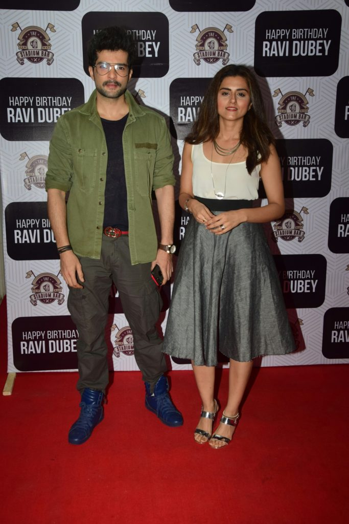 Raqesh Bapat and Ridhi Dogra