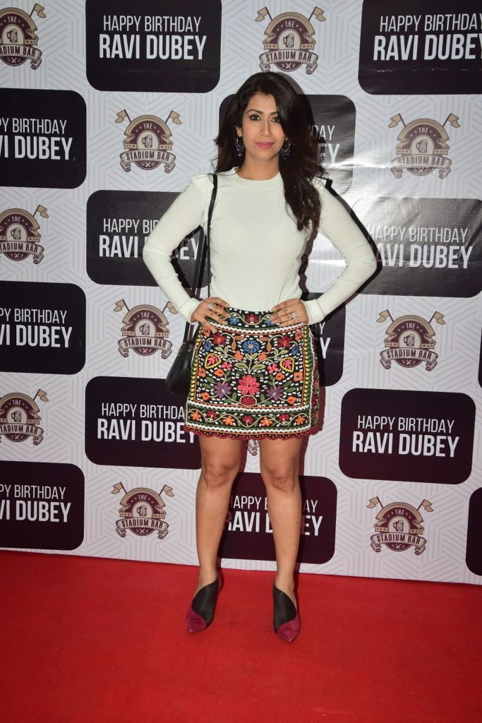 Ravi Dubey's pre-birthday bash 3