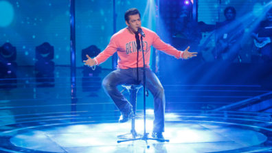 Salman Khan's audition on The Voice India Kids