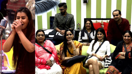 Shilpa to mock Hina's emotional meltdown in Bigg Boss 11