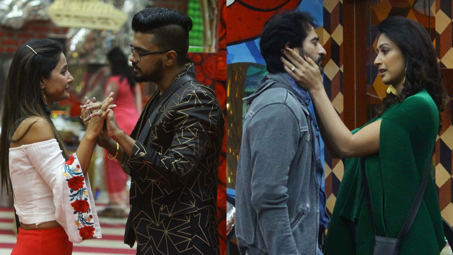 Tears of joy flood the Bigg Boss House