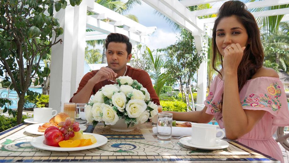 Vatsal Sheth resumes work after his short honeymoon break!