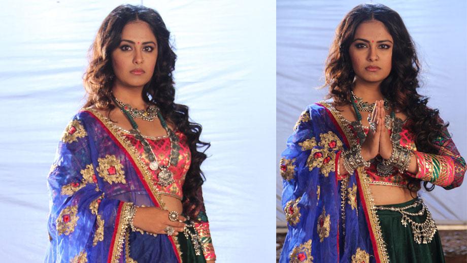 Anushka Takes On Ammaji's position in Laado - Veerpur Ki Mardaani