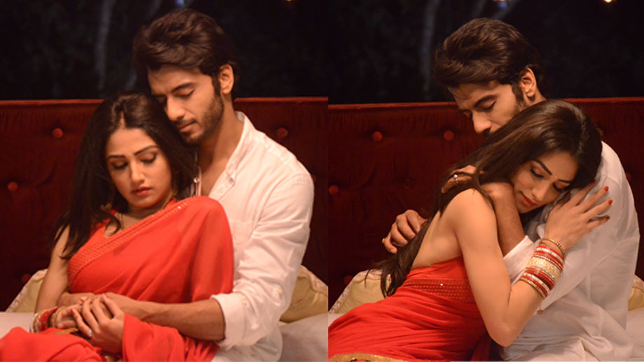 Donal and Vikram's private moment in Ek Deewaana Tha