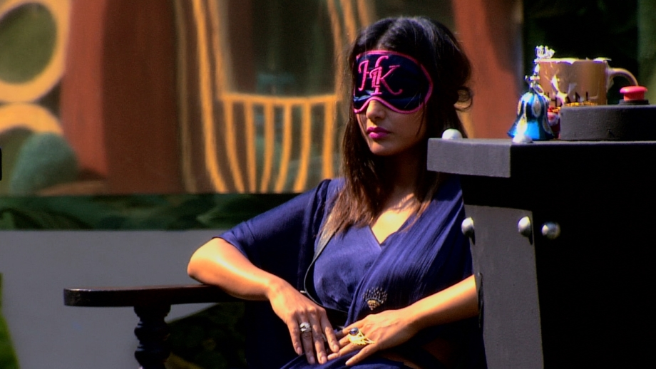 Last Day of Bigg Boss 11 Spells Difficulty for Hina Khan