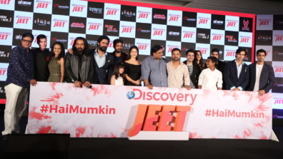Launch of Discovery JEET channel 6