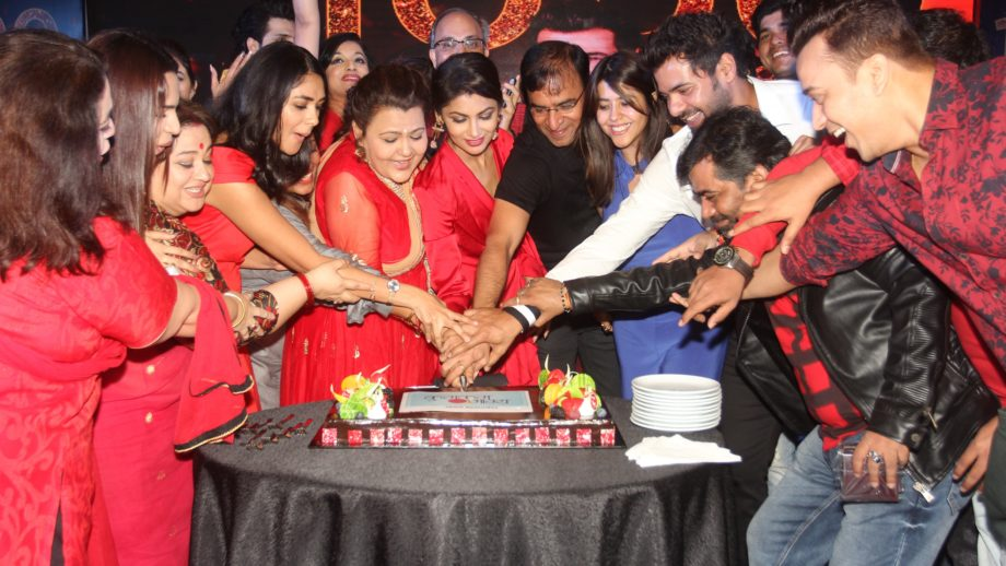 Zee TV's Kumkum Bhagya 1000 episodes celebrations 26