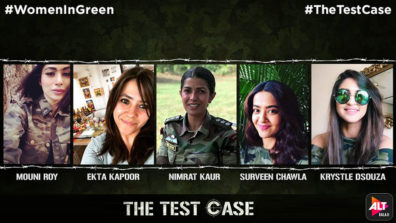 ALTBalaji salutes women in the Indian armed forces – their campaign #WomenInGreen takes internet by storm!