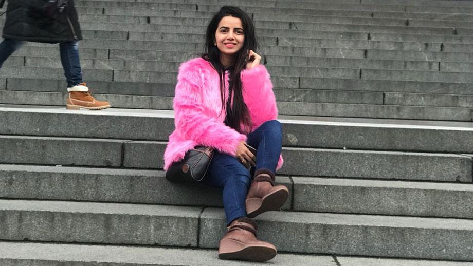 Helly, Devoleena and Rucha helped me in developing my Youtube Channel: Bhavini Purohit