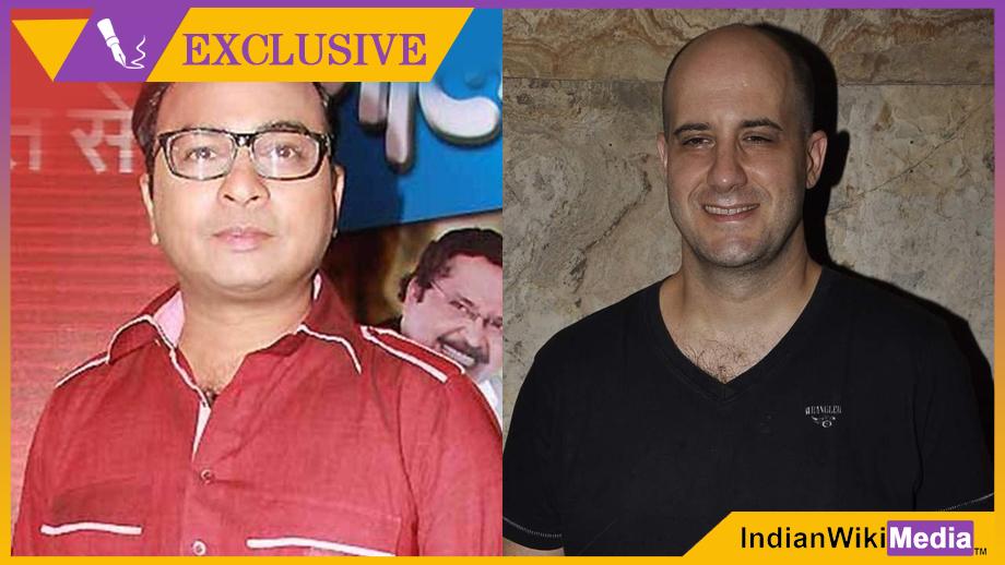 Manoj Goyal and Ashwin Mushran in SAB TV's Partners