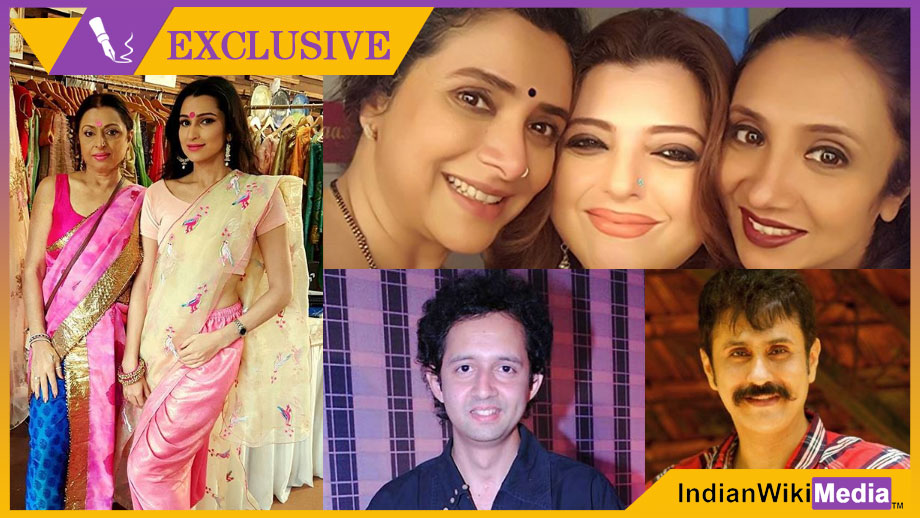 Anita and Pooja Kanwal to produce a web-series; ropes in Surpriya, Delnaaz, Jiten, Sonali and Shyam