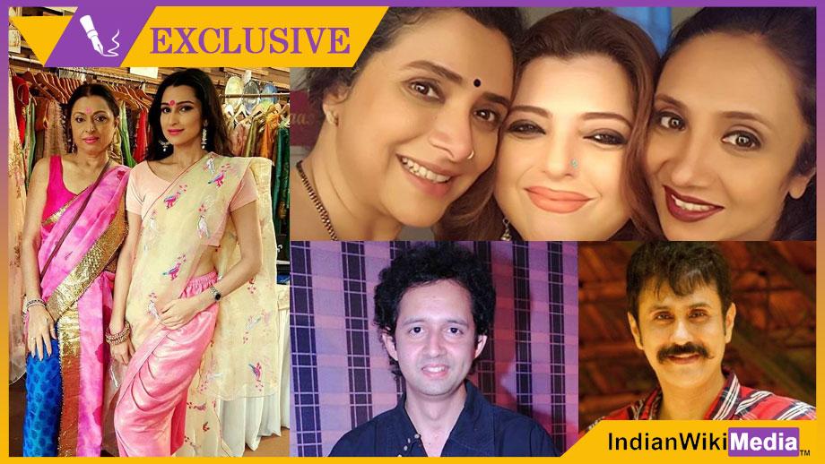Anita and Pooja Kanwal to produce a web-series; ropes in Supriya, Delnaaz, Jiten, Sonali and Shyam