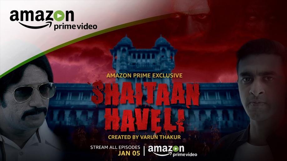 Review of Shaitaan Haveli: Archaic Entertaining Horror