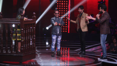 A stunning makeover on The Voice India Kids