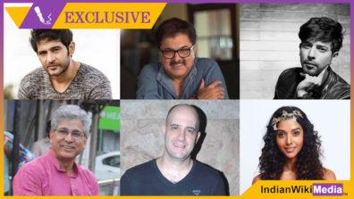 Hiten, Ashoke, Sehban, Ravi, Ashwin and Anupriya to feature in a short film titled 'The Confession'