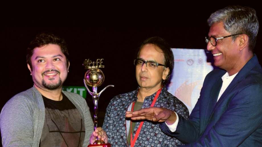 Ram Kamal bags prestigious Best Author Award at RIFF 2018