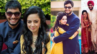 AIB's Gursimran Khamba ties the knot