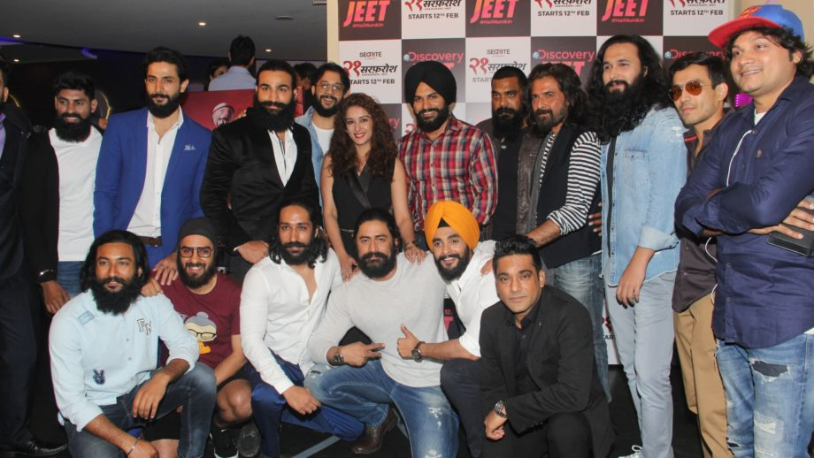 Star-studded screening for Discovery JEET's 21 Sarfrosh: Saragrahi 1897 14