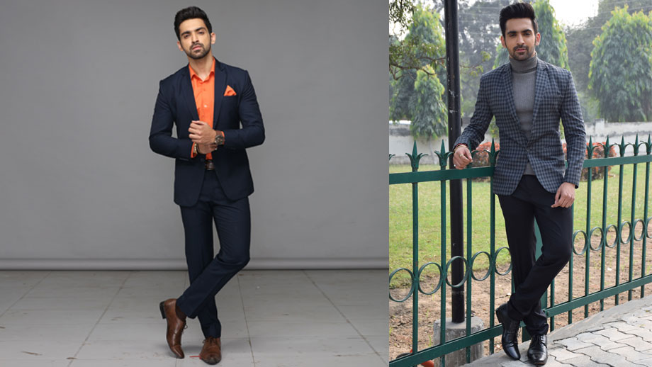 I have always taken interest in my styling - Arjit Taneja on his look for Kaleerein