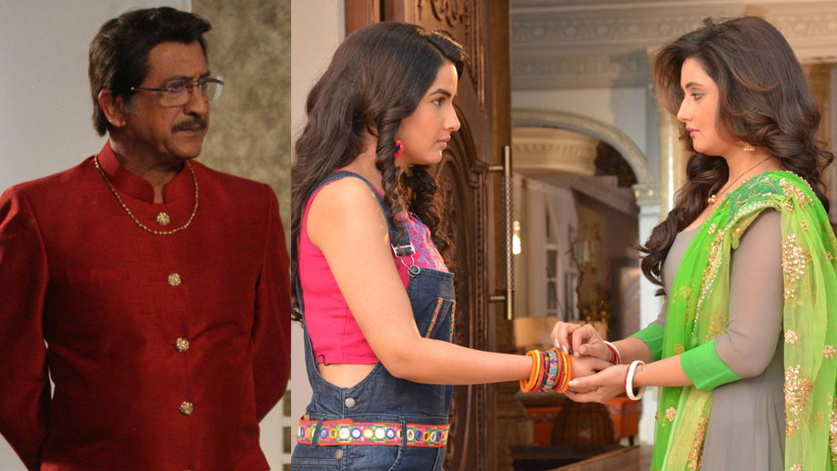 Dadaji to accept Teni, Shorvori and Parth on a condition in Dil Se Dil Tak