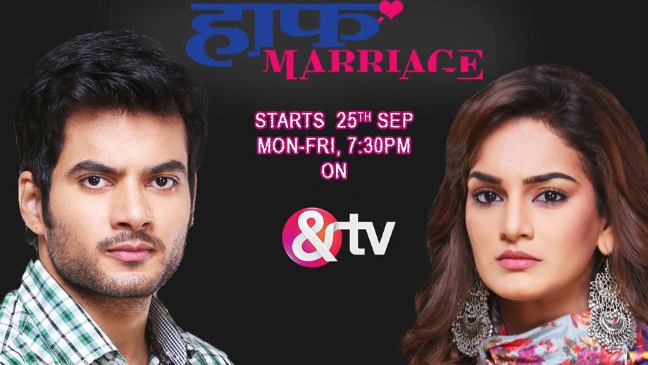 Chandni to SHOOT at Arjun; Tarun Mahilani's new look in &TV's Half Marriage