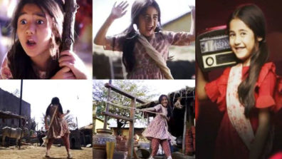 Kullfi Kumar Bajewala's child actor Aakriti Sharma is a 'star' in the making...