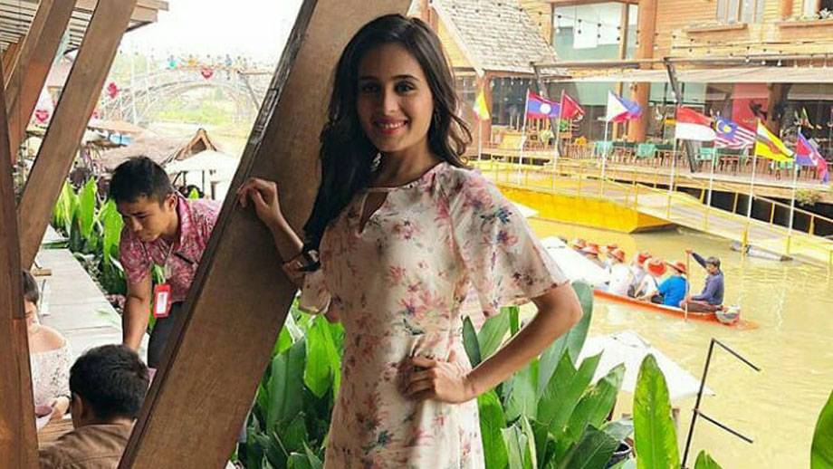 I loved my make-over in Sooraj Main Saanjh Piyaji: Rhea Sharma