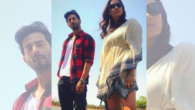 Sehban Azim and Barkha Bisht Sengupta to feature in a music video
