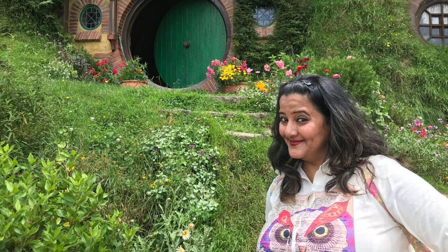 Smita Singh on her sole 'down' moment in New Zealand