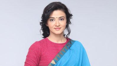 Suhasi Dhami draws inspiration from her dance teacher for Aap Ke Aa Jaane Se