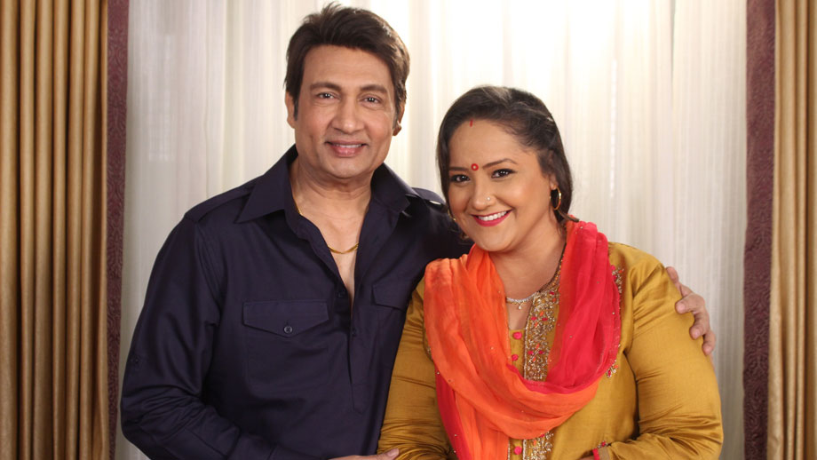 Shekhar Suman and Swati S