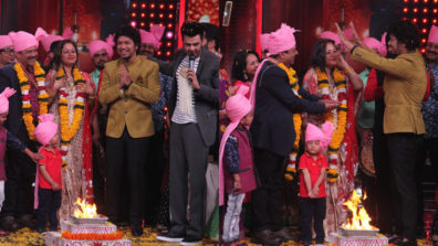 When Manish Paul turned Pandit and Papon performed a Kanyadaan!