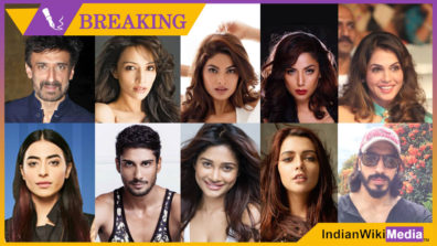 Rahul, Dipannita, Lopamudra, Diandra, Isha, VJ Bani, Prateik, Sushrii, Ruhi, and Rajveer in an upcoming web-series 'Baytakhol'