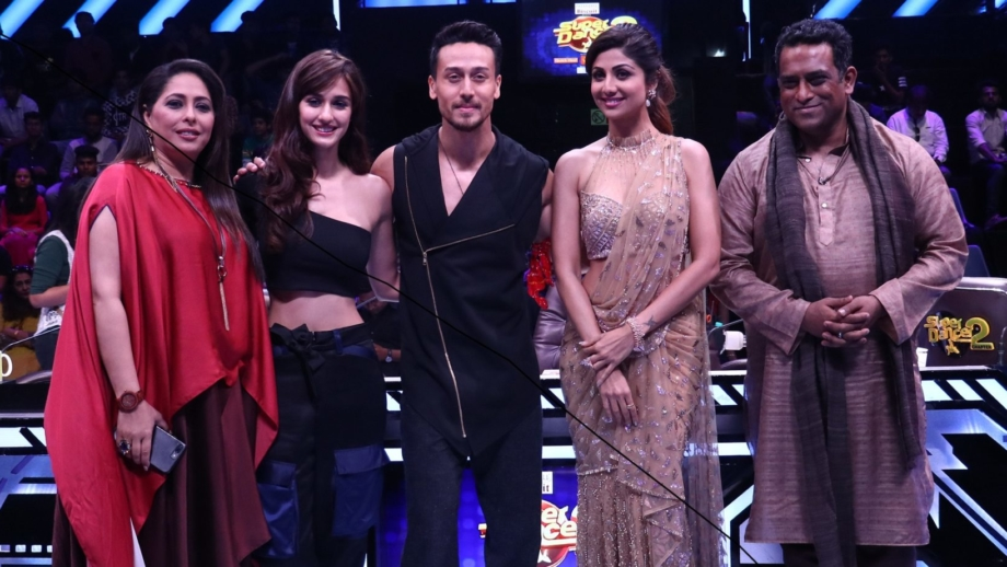Super Dancer Chapter 2 brings in the Semi Finale episode with Baaghi