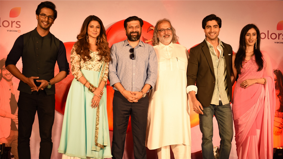 Their Story Begins When It Ends – COLORS Launches the Unique Love Story, Bepannaah