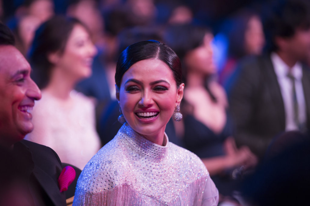 Candid captures from IWM Digital Awards 2018 4