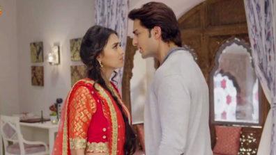 Ratan's rude behaviour to confuse Diya in Rishta Likhenge Hum Naya