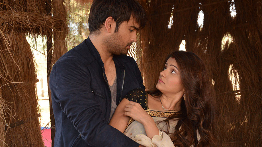 Harman to save Saumya from drowning in a lake in Colors' Shakti