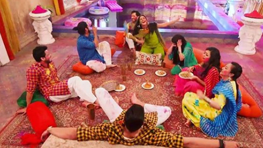 Bhang to bring out shocking secrets of Oberois in Ishqbaaaz