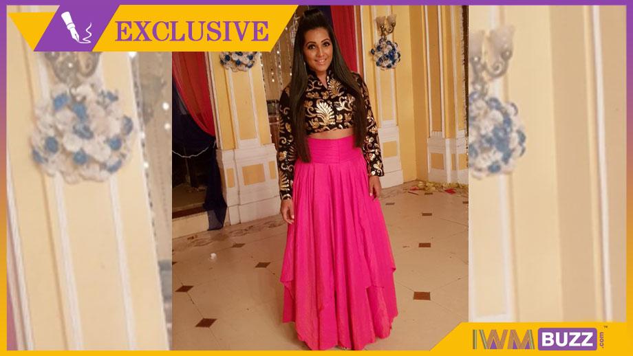 Meghna Naidu to feature in maha-episode of Zee TV's Kaleerein