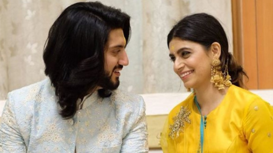 Kunal Jaisingh gets engaged to girlfriend Bharti Kumar