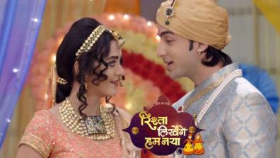 Ratan comes in as Diya's saviour in Sony TV's Rishta Likhenge Hum Naya