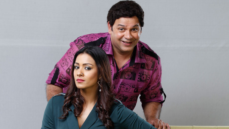 Suresh Menon and Barkha Bisht excited t 'Shrimaan Shrimati Phir Se'